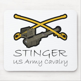 Cavalry Stinger Mouse Pad
