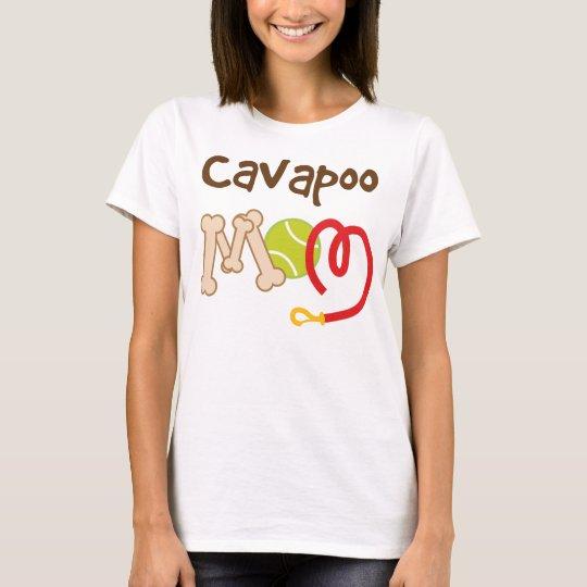 Cavapoo Dog Breed Mum Gift T-Shirt