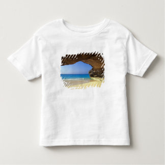 Cave at French Bay, San Salvador Island, Toddler T-Shirt