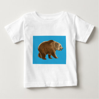 Cave bear baby T-Shirt