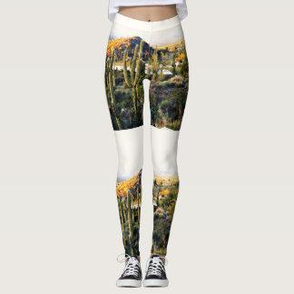 Cave Creek  Landscape Custom Women's Leggings