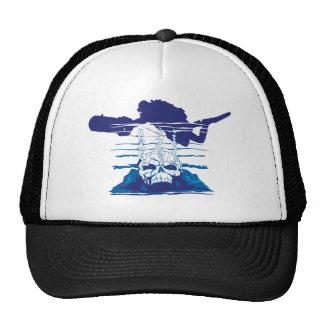 CAVE DIVER MESH HAT