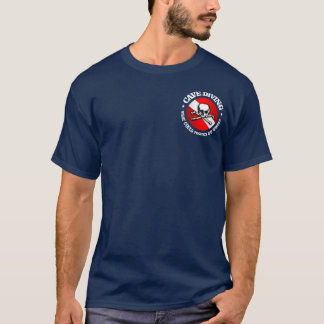 Cave Diving (Skull) Apparel T-Shirt