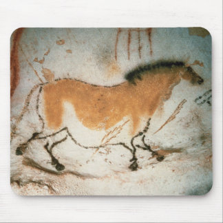 Cave drawings Lascaux French Prehistoric Drawings Mouse Pad