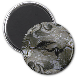 Cave Dweller Products 6 Cm Round Magnet