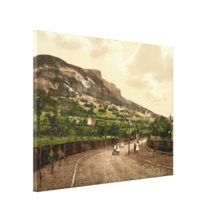 Cave Hill, Belfast, County Antrim Gallery Wrap Canvas