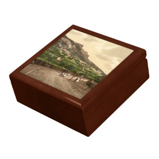 Cave Hill, Belfast, County Antrim Large Square Gift Box