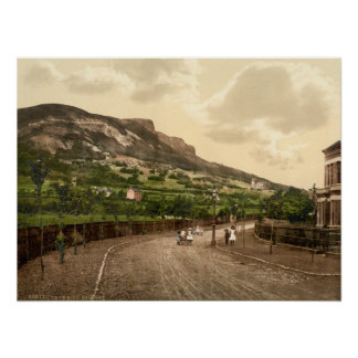 Cave Hill Belfast County Antrim Print