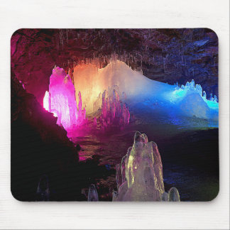CAVE IN ICELAND MOUSE MAT