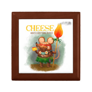 Cave Mouse & The Cheese Gift Box