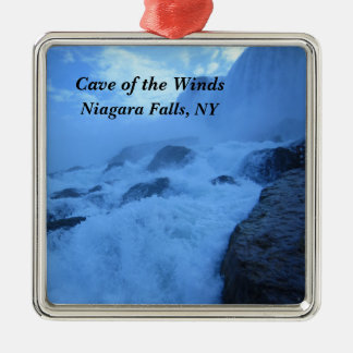 Cave of the Winds, Niagara Falls, NY Christmas Ornament