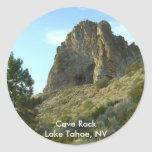 Cave Rock Lake Tahoe, Nevada Stickers