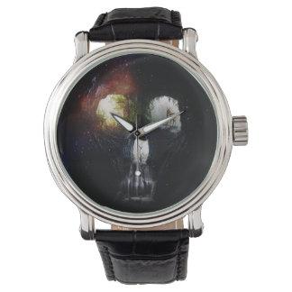 Cave Skull Watch