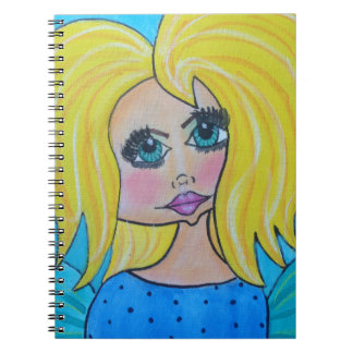 Cave Woman - Notebook - BLonde