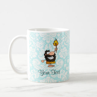 Caveman; Cute Coffee Mug
