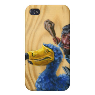 Caveman, Dodo iPhone 4/4S Cases