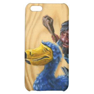 Caveman Dodo Case For iPhone 5C