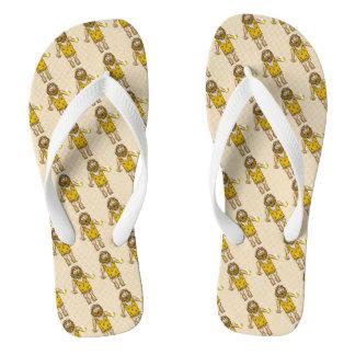 Caveman Flip Flops
