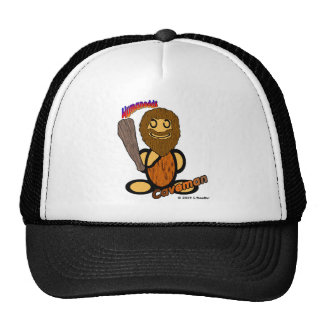 Caveman (with logos) cap