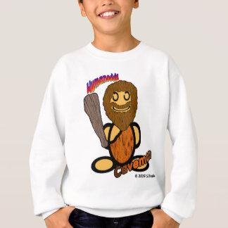 Caveman (with logos) sweatshirt