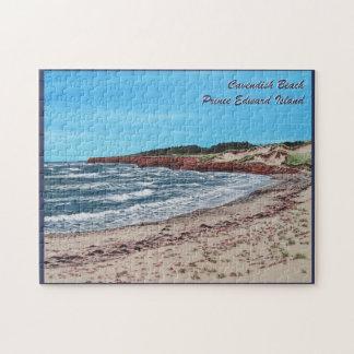 Cavendish Beach, PEI Puzzle