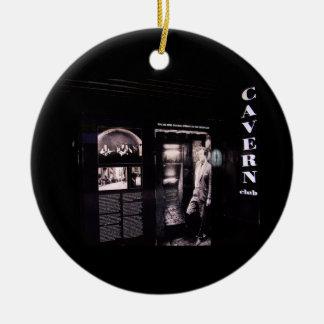 Cavern Club Original Entrance, Liverpool UK. Christmas Ornament