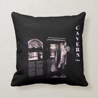Cavern Club Original Entrance, Liverpool UK. Throw Pillow