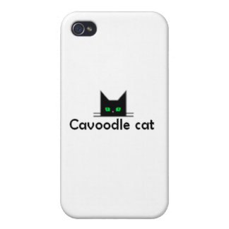 cavoodle cat phone case