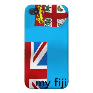 cavu fiji island scene Speck  Fitted Hard Shell iP iPhone 4/4S Case
