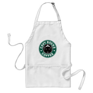 Cavy Rocks Coffee Apron