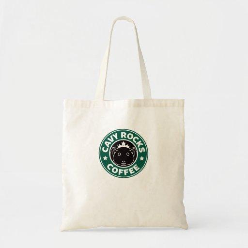 Cavy Rocks Coffee Basic Bag