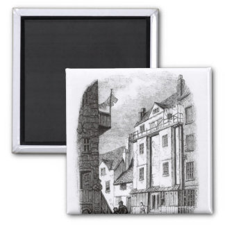 Caxton's Printing Office Magnet