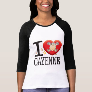 Cayenne Love Man T-Shirt