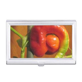 Cayenne Pepper Business Card Case