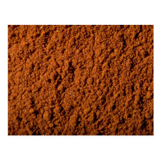 Cayenne pepper post cards
