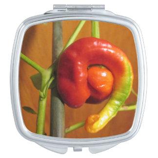 Cayenne Pepper Travel Mirror
