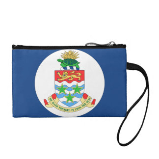 Cayman Islands Coin Wallets