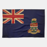 Cayman Islands Flag Kitchen Towels