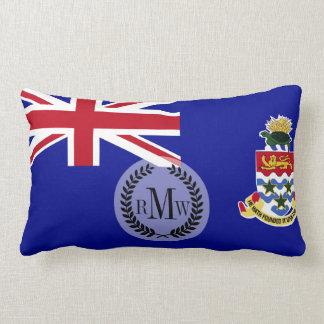 Cayman Islands Flag Lumbar Cushion