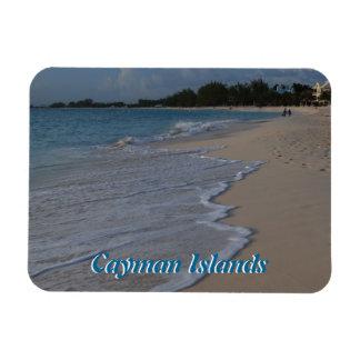 Cayman Islands Seven Mile Beach Rectangular Magnets