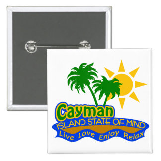 Cayman State of Mind button