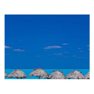Cayo Santa Maria, Villa Clara, Cuba Postcard