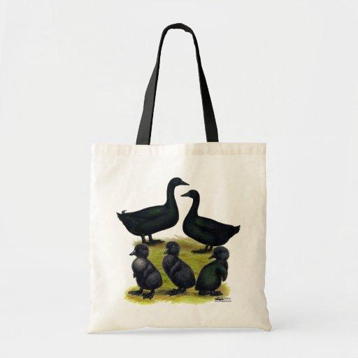 Cayuga Duck Family Bag