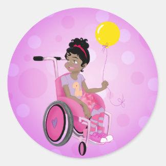 CB & Balloon Sticker