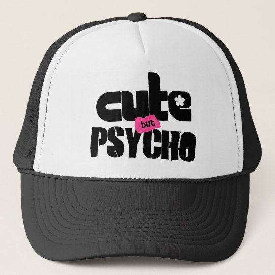 CB Psycho $17.95 (11 colours) Collectable Hat