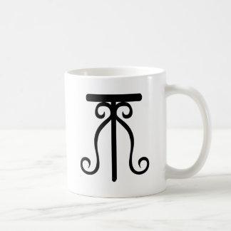 CBathSilP14 Classic White Coffee Mug