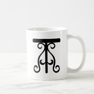 CBathSilP15 Basic White Mug