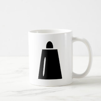CBathSilP1 Basic White Mug