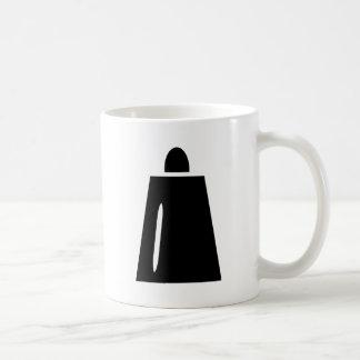 CBathSilP1 Classic White Coffee Mug