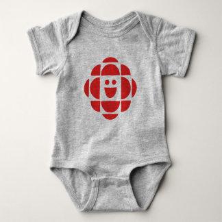 CBC Kids Logo | Red Baby Bodysuit